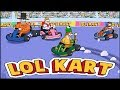 LoL Kart Game (Android & iOS)