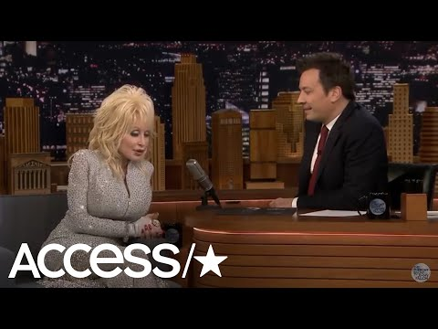 Dolly Parton Jokes Her Husband 'Fantasizes' About A Threesome With Jennifer Aniston | Access Mp3
