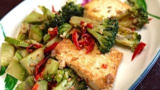 resep sayur brokoli wortel ekstra mantap