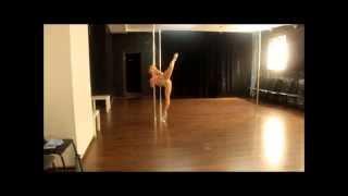 Pole Dancr Exotic - on-line lesson