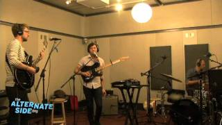 """The Antlers - """"Putting The Dog To Sleep"""" (Live at WFUV)"""