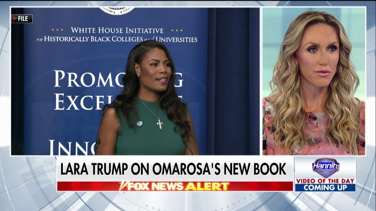 Donald Trump's Liar In Law has this reaction to Omarosa