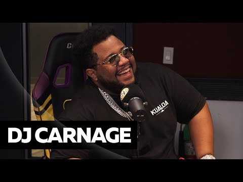 DJ Carnage On His Alter Ego, Halle Berry & Reveals What Young Thug Is Really Like