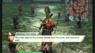 Samurai Warriors 3 Review