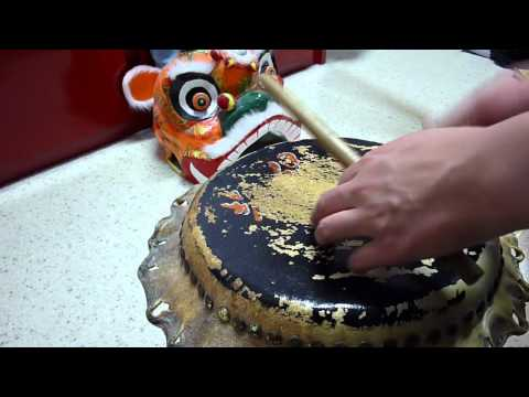 Choy Li Fut Lion Dance Drumming