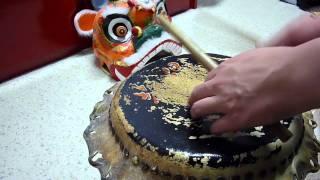 Choy Li Fut Lion Dance Drumming
