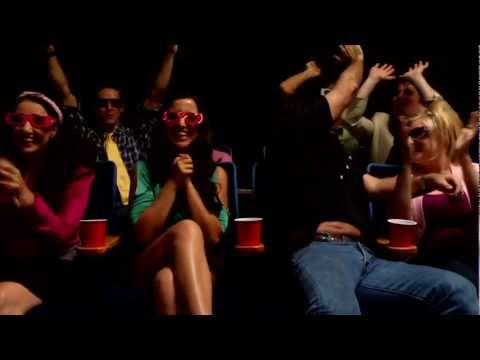 Glee 3D Movie Official Audience Reaction