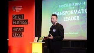 Leading Transformation: Thomas Ramsøy