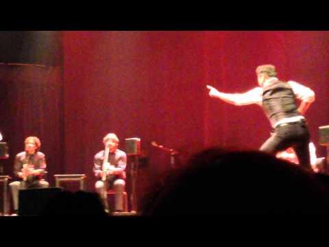 MIGUEL POVEDA »Triana, Puente Y Aparte« live in Eindhoven, Muziekgebouw, 15. November 2013