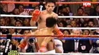 Pacquiao vs Lucero (Part II) - July 2003