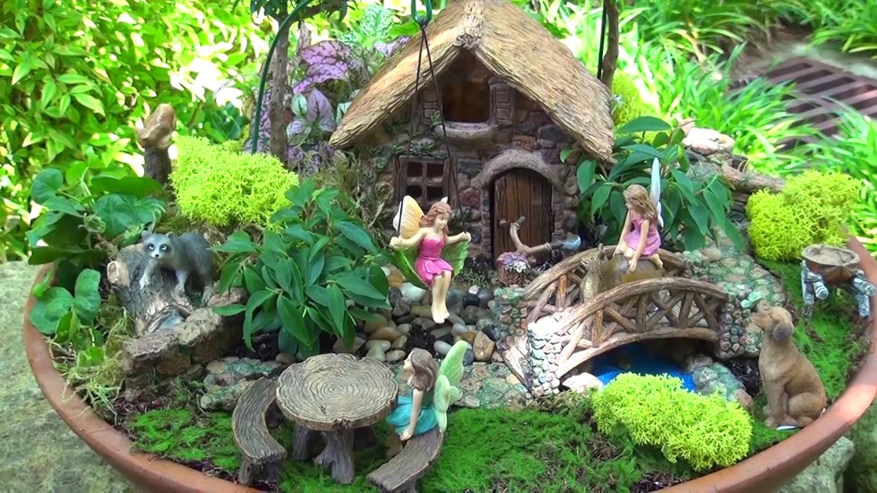 All About Fairy Gardens With Dave Forehand