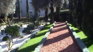 Travel to Israel. Part 15: Flower Gardens Baha'i Gardens./ Путешествие в Израиль. Часть 15.(January 2016. Hello to all my friends. I am in Israel. Have you watched a series of videos and fourteen parts of my stay in Israel. We, my dear friends, traveled to ..., 2016-02-12T09:55:05.000Z)