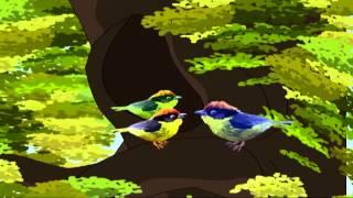 """Apna Kaam Swayam karo""    Hindi Animated Stories   Kids Station   Kids* Fun* Masti*"