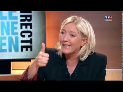 Parole Directe avec Marine Le Pen