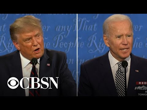 """Trump on Biden's late son: """"I don't know Beau"""""""