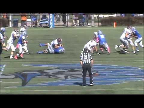 2013 Urbana University Football Defensive Highlights - YouTube