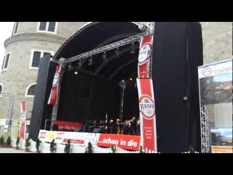 Music Festival in Salzburg