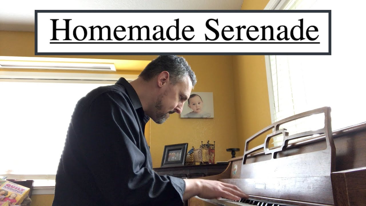 Homemade Serenade for West Central Park
