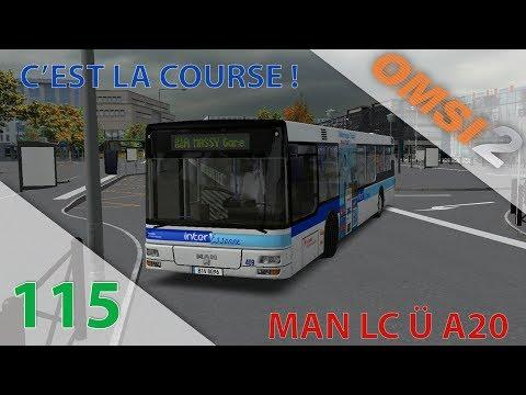[OMSI 2] Episode n°115 : C'est la course sur la 91.06A en MAN NÜ263 !