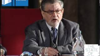 Joseph Weiler - #SoU2013 Morning Session