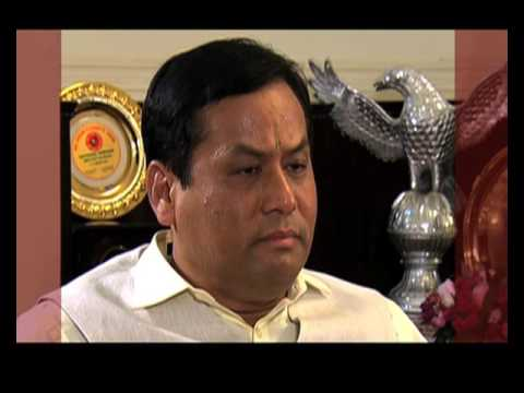 Do Saal, Modi Sarkar: Interview with Union Minister Sarbananda Sonowal at 5.30 pm on May 21