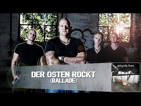 Goitzsche Front - Der Osten rockt!!! (Ballade)