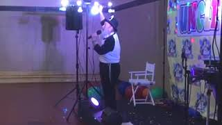 Uncle Moishy World Tour visits Monsey on 1/27/2019