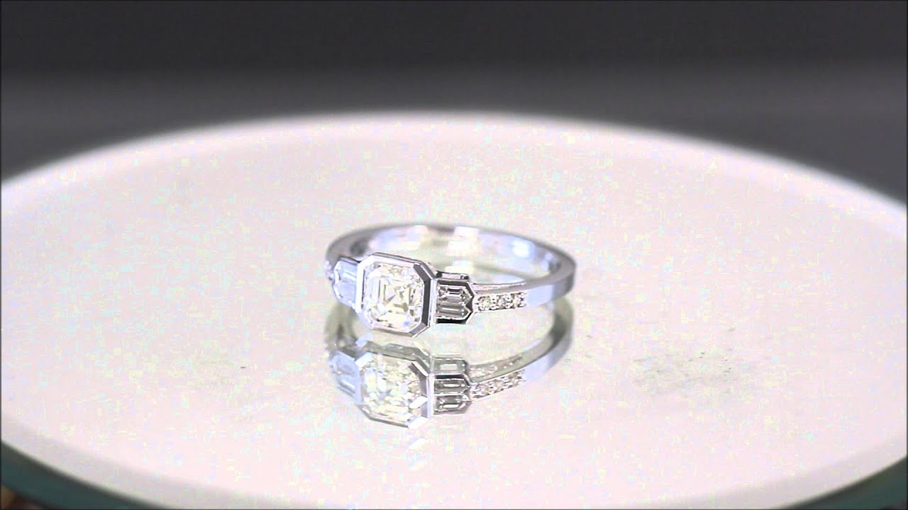 anniversary set bezel product diamond rings carat total ring diamonds wedding weight of