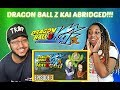 "TeamFourStar ""DragonBall Z KAI Abridged Parody: Episode 3"" REACTION!!"