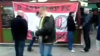 Rotterdam Hooligans In Antwerp