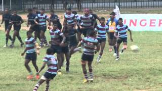 Schools Rugby 2014 - Dharmaraja College Vs St.Anthoney`s College - Part 4