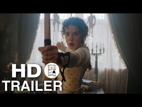 Enola Holmes (2020) | Official Trailer #1 | Millie Bobby Brown | Netflix | Stranger Things