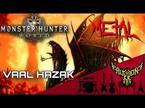 Monster Hunter: World - Vaal Hazak Theme 【Intense Symphonic Metal Cover】