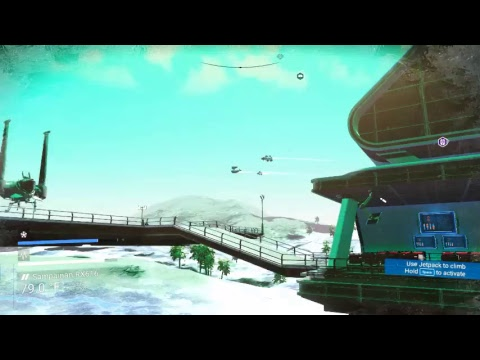 No Man's Sky - Hunting for S class exotic(Marlin/Shark/Dolphin or Squid)