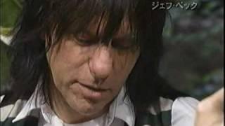 Jeff Beck / NADIA ジェフ・ベック ハシづかいもキレイ! thumbnail