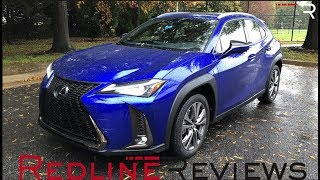 2019 Lexus UX 200 F-Sport – Meet Japan's Urban Explorer