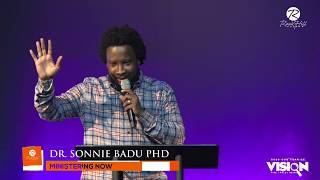 "Gambar cover ""THE OBSTRUCTOR"" By Dr. Sonnie Badu At RockHill Church"