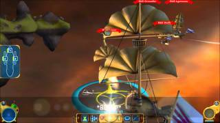 Treasure Planet Battle at Procyon Mission 1 Part 1 HD