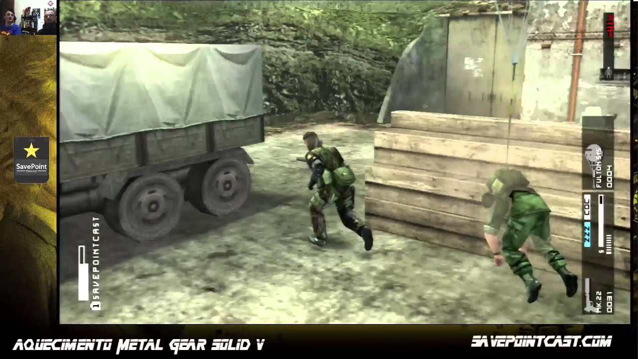 Metal Gear Solid Peace Walker Ep 2 Longplay Youtube