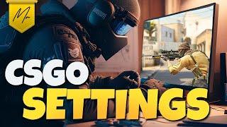 CS:GO Settings: Config, Autoexec, Scripts u0026 Setup [2020]