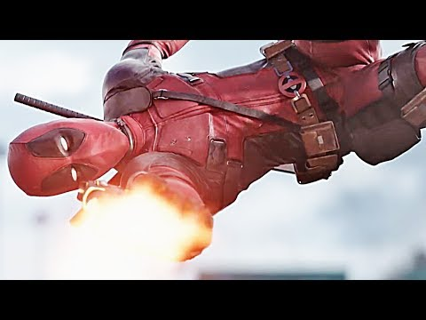Deadpool 2 - The First 10 Years (2018) Avengers Spoof