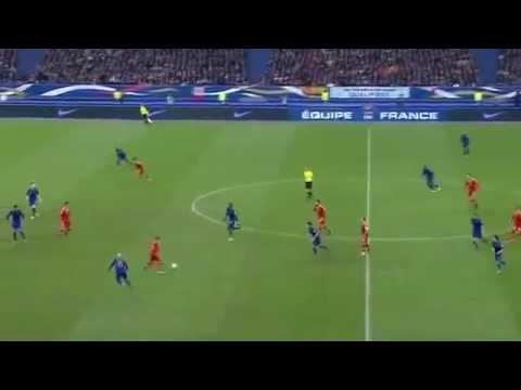 Individual highlights: Andres Iniesta (Spain) vs France 2013