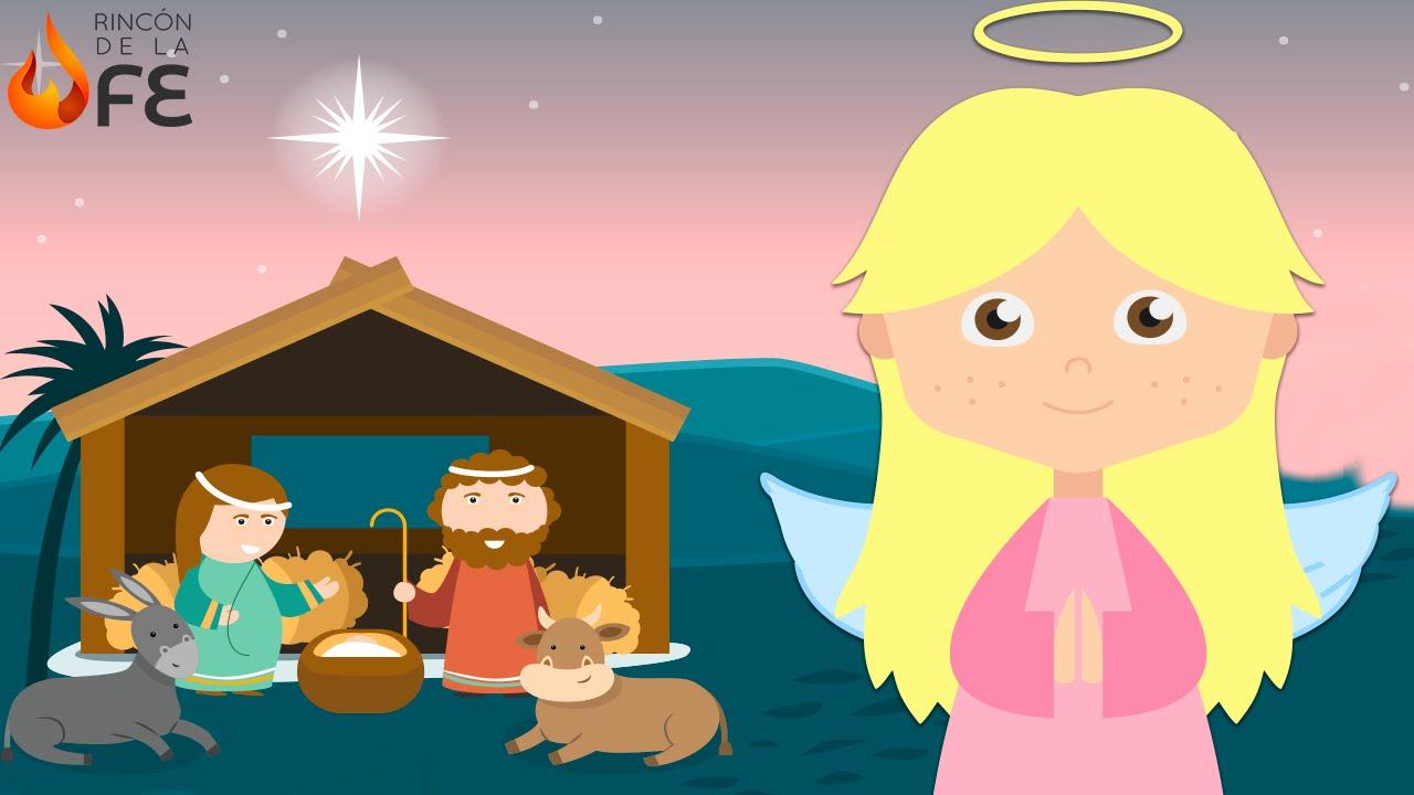 el nacimiento de jess u cuentos cristianos de navidad u cuentos infantiles para dormir youtube