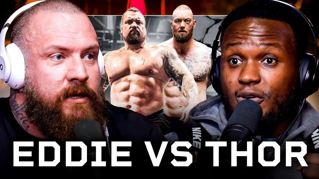 DEBATE: Eddie Hall vs Thor - Who Wins?