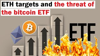 Ethereum Targets and Why the Bitcoin ETF Could Be a Threat | ETH and BITO | Cointelegraph