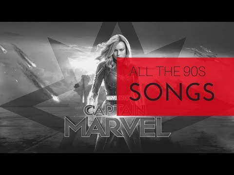 Toby Knapp - STREAM THIS: The Captain Marvel soundtrack is FREAKING AMAZING!
