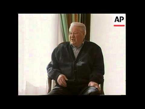 RUSSIA: BORIS YELTSIN MEETS RYUTARO HASHIMOTO