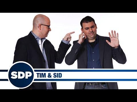 Tim & Sid | The Steve Dangle Podcast