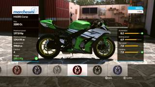 One of TheSLAPTrain's most viewed videos: RIDE Demo - Forza Meets Motorcycles PS4