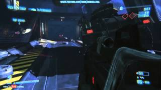 Aliens Colonial Marines Extermination Gameplay